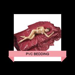 PVC Orgy Bedding
